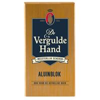 Vergulde Hand Aluinblok (75g)