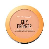 Maybelline Facestudio City Bronzer Powder 200 Medium Co