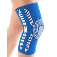 Airflow Plus stabiliserende knie support met siliconen patella kussen - small - Neo G
