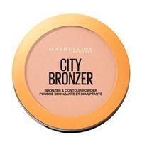 Maybelline Facestudio City Bronzer Powder 250 Medium Warm