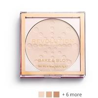 Makeup Revolution Bake&Blot Powder Translucent