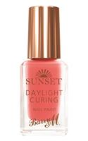 Barry M Nagellak Sunset # 4 Peach For The Stars