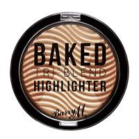 Barry M Tri-Blend Baked Highlighter Bronze Deco