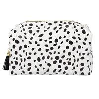 Dalmatian Print Make Up Bag