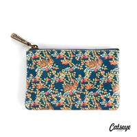 Catseye London Rabbit Print Flat Bag