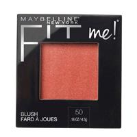 Maybelline New York 50 Wine Fit Me Blush 4.5 g