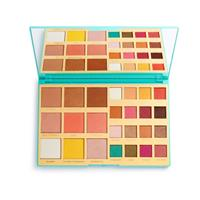 Revolution X Rachel Leary - Ultimate Goddess Palette - Make-uppalet-Multi