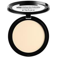 NYX Professional Makeup High Definition Finishing Powder Banana 8 gr.