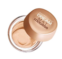 Maybelline Foundation Mousse Dream Mat - 21 Nude