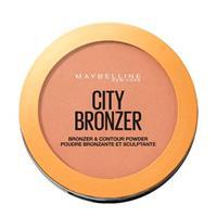 Maybelline Facestudio City Bronzer Powder 300 Deep Cool