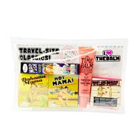 TheBalm Travel Set With Cosmetics Bag