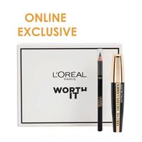 L'Oréal Geschenkset Volume Million Lashes Mascara en Le Kohl eyeliner