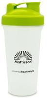 Mattisson Shake beker limoen groen 1 stuk