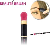 Bekend van TV Beauté Brush 4-in-1 Beauty Tool - Zwart / Roze