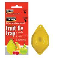peststop PEST STOP Fruit Fly Trap PSFFT Vliegenval Geel 1 stuk(s)