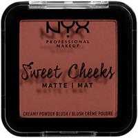 NYX Professional Makeup Totally Chill Sweet Cheeks Matte Blush 5 g