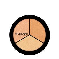 Deborah Milano Trio Highlighting Palette Highlighter 5 g