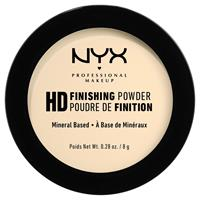 NYX Professional Makeup High Definition Finishing Powder poeder - Banana HDFP02