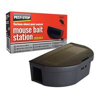 PEST STOP Bait Station Muizenval Lokstof 1 stuk(s)