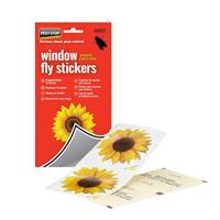 peststop PEST STOP Window Fly Stickers PSWFS Vliegenval 4 stuk(s)