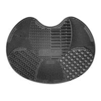 Sigma Spa Express Brush Cleaning Mat Black