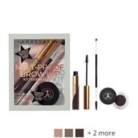 Anastasia Beverly Hills Medium Brown Melt Proof Brow Kit Make-upset 1 st
