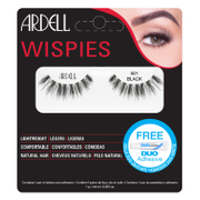 Ardell Lashes Ardell Wispies Clusters False Eyelashes - 601 Black