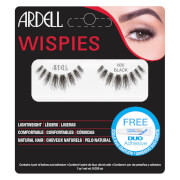 Ardell Lashes Ardell Wispies Cluster False Eyelashes - 600 Black