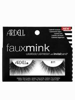 Ardell Lashes Ardell Faux Mink 811 Lashes - Black