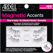 Ardell Lashes Ardell Magnetic Lash Natural Accents 001 False Eyelashes