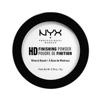 NYX Professional Makeup High Definition Finishing Powder Translucent 2,8 gr.
