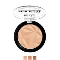 NYX Professional Makeup High Glass Illuminating Powder Golden Hour