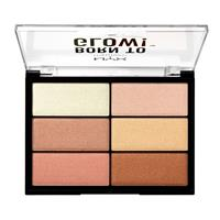 NYX Professional Makeup Born to Glow Palette Highlighter 145.8 g
