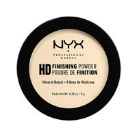 NYX Professional Makeup High Definition Finishing Powder Banana 2,8 gr.