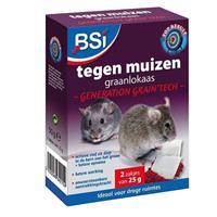 BSI Graan tegen muizen 2x25g