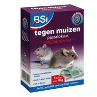 BSI Pasta tegen muizen 5x10g