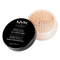 NYX Professional Makeup Mineral Finishing Powder Light - Medium
