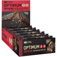 Optimum Nutrition Protein Bar - 10x60g - Chocolate Rocky Road