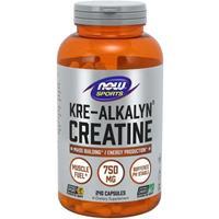 Now Foods Kre-Alkalyn Creatine 120caps