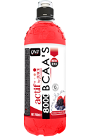 Qnt BCAAs 8000 (Actif by Juice) Forest Fruit