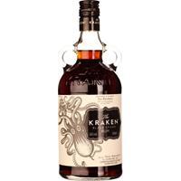 The Kraken Rum Black Spiced 40% vol.