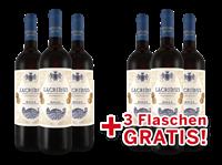 Verschiedene Vorteilspaket 6 für 3 Javier Rodriguez Rioja Lacrimus