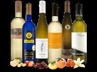 Verschiedene Unsere besten lieblich-süßen Weißweine im Probierpaket