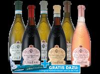 Cà dei Frati Kennenlernpaket Premium  aus der Lombardei und Original-Kellnermesser gratis
