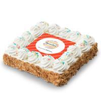 gefelicitaart Feest Slagroom taart