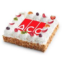 gefelicitaart Luxe Slagroom taart