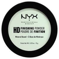 nyxprofessionalmakeup NYX Professional Makeup - High Definition Finishing Powder - Mint Green