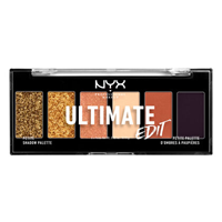 NYX Professional Makeup Ultimate Edit Petite Shadow Palette Ultimate Utopia