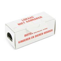 Muizenlokdoosjes Karton 10 Stuks - Muizengif - Ronada