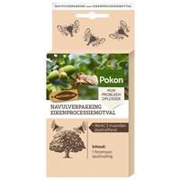 Navulling Eikenprocessiemotval - Eikenprocessierups - Pokon